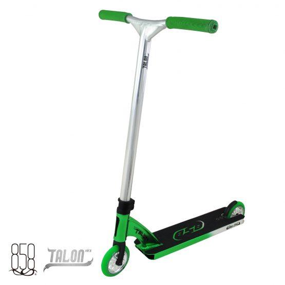 Talon MK2_E Fade Green Chrome_1